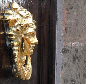 Our knocker, world inheritance