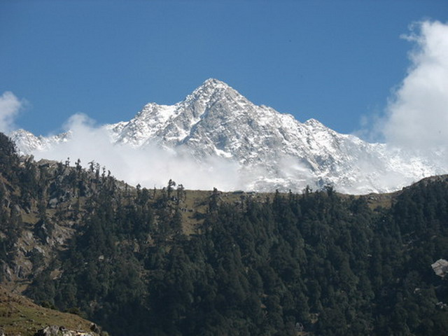 View from Dharamsala