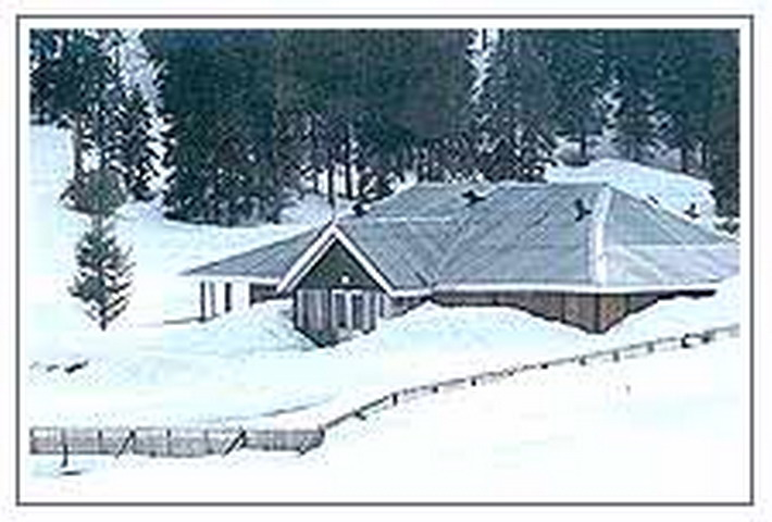 Gulmarg, our summer lodge in winter